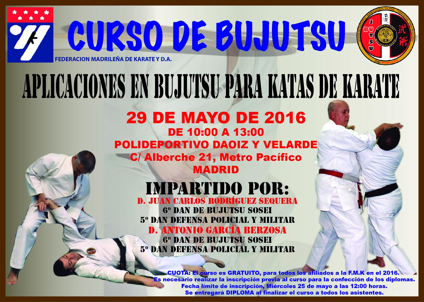 Curso FMK - mayo 2016