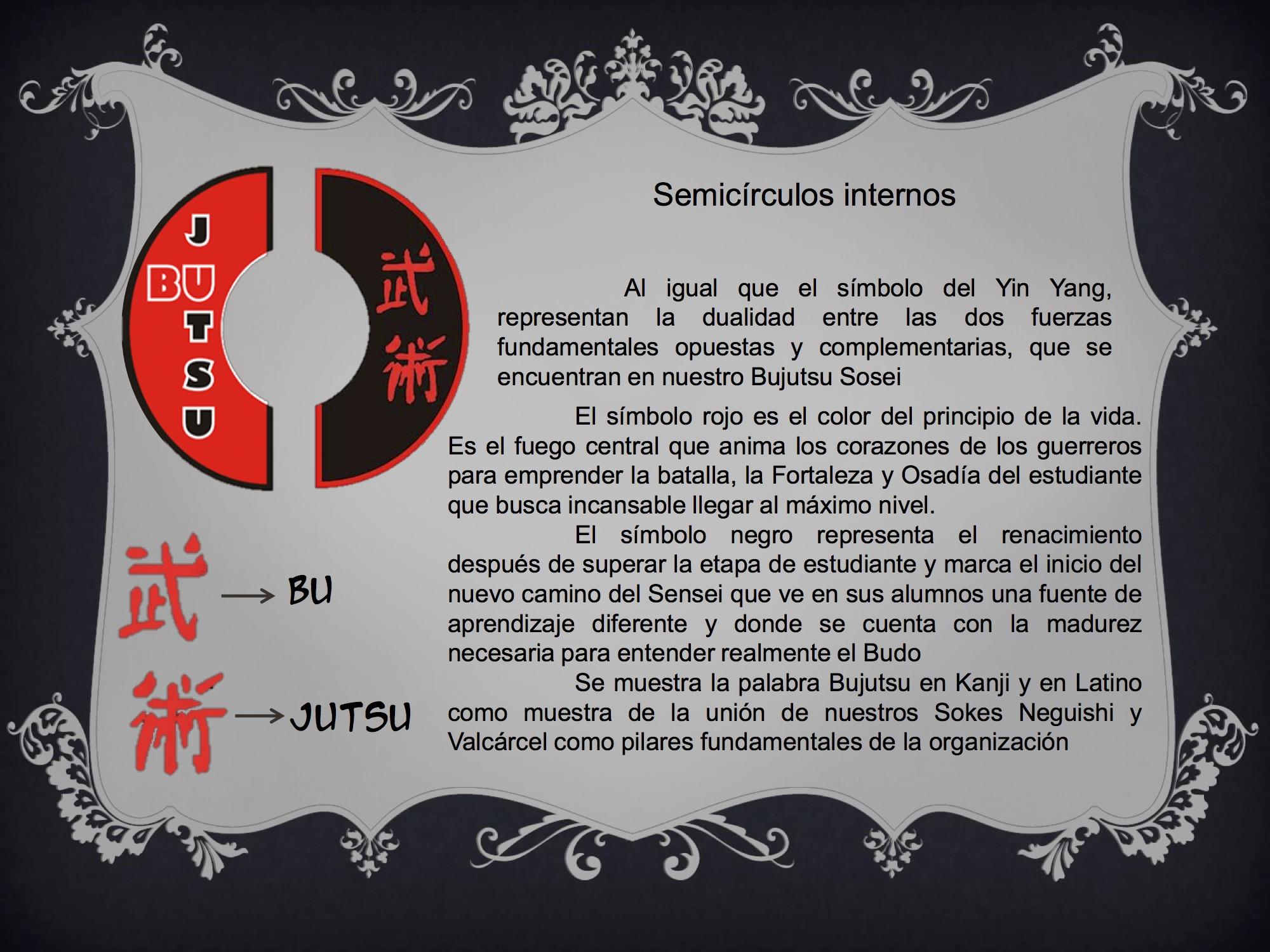 Emblema Bujutsu 7